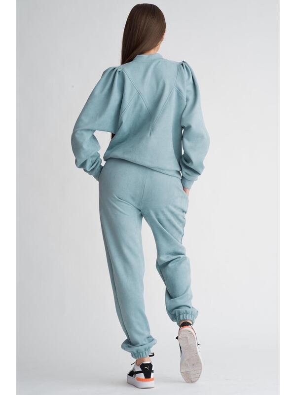 Theo's Comfy Mint Tracksuit